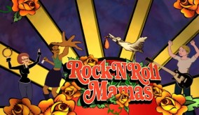 Rock N Roll Mamas Animation